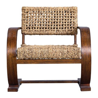 Island Deco Style Chair For Sale