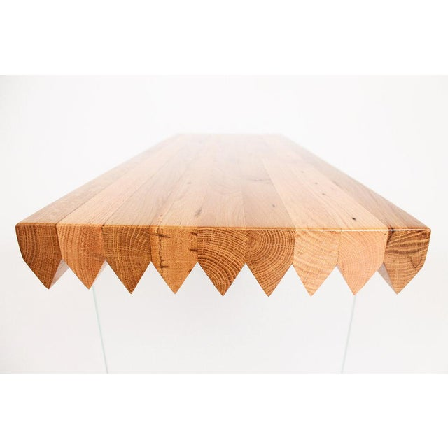 DuroDeco Durodeco Sawtooth Bench For Sale - Image 4 of 6