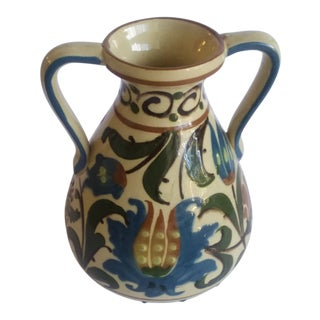 1840-1900 Antique Aller Vale Charles Collard & William Howard Vase For Sale