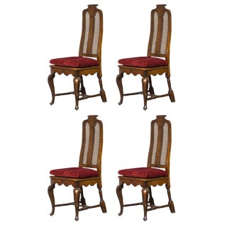Ars-Antique Dining Chairs - Set of 4 For Sale