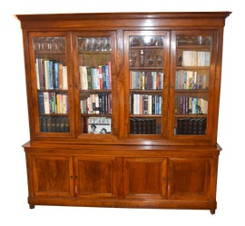 Image of French Provincial Bookcases and Étagères