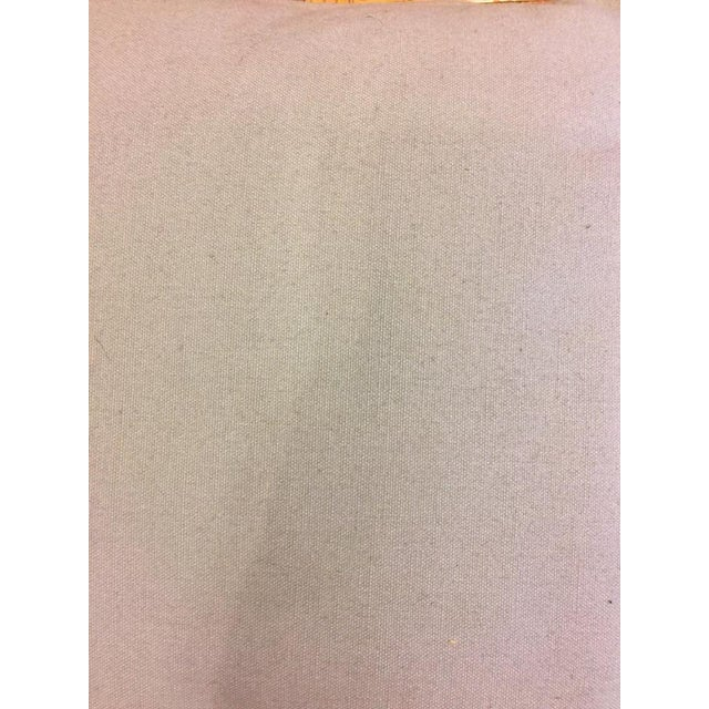 Handmade Dhori Indian Kilim Pillow Cover - Image 5 of 5