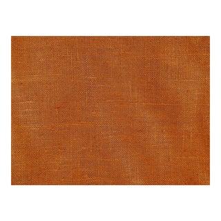 Rust Linen Fabric - 5 Yards