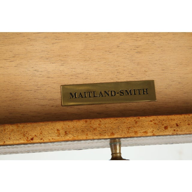 Maitland Smith Game Table For Sale - Image 10 of 13