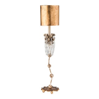 Venetian Accent Table Lamp For Sale