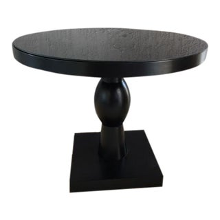 Holly Hunt Ebonzied Gueridon Table