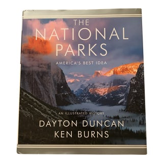 """The National Parks"" 2009 First Edition Book"