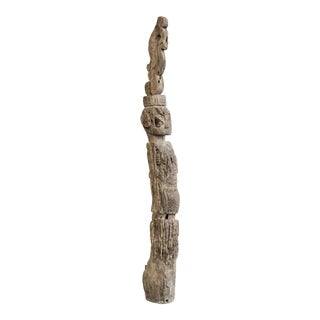 Carved Timor Ancestral Totem For Sale