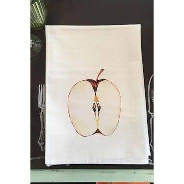 Apple Motif Tea Towel - Image 5 of 5