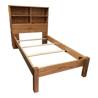 New Mission Works Storage Twin Bedframe