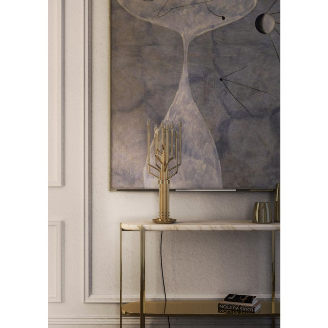 Contemporary Janis Led Table Lamp From Covet Paris For Sale - Image 3 of 7