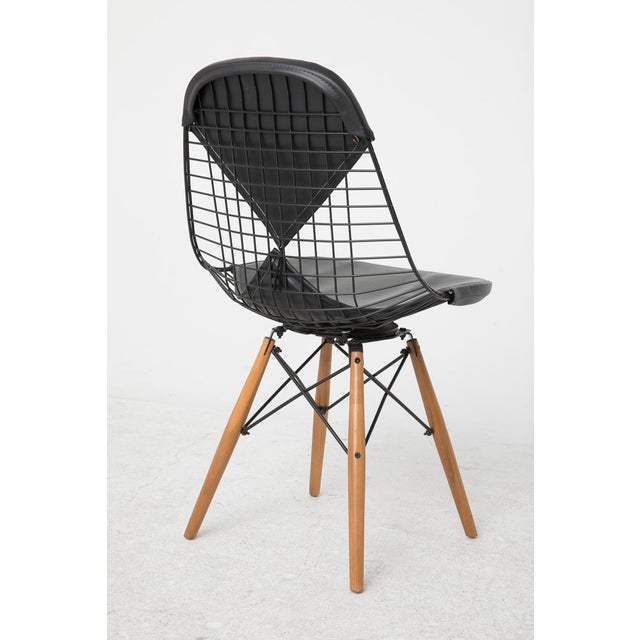 Eames Dowel-Leg Wire Chair - Image 5 of 7