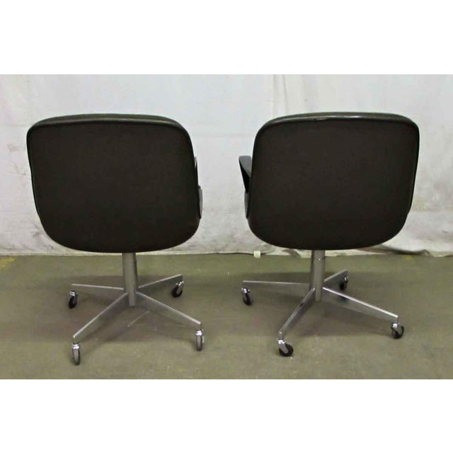 Vintage Steelcase Rolling Office Chair - Image 5 of 8