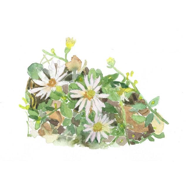 Original watercolor of spring flowers chairish original watercolor of spring flowers for sale mightylinksfo