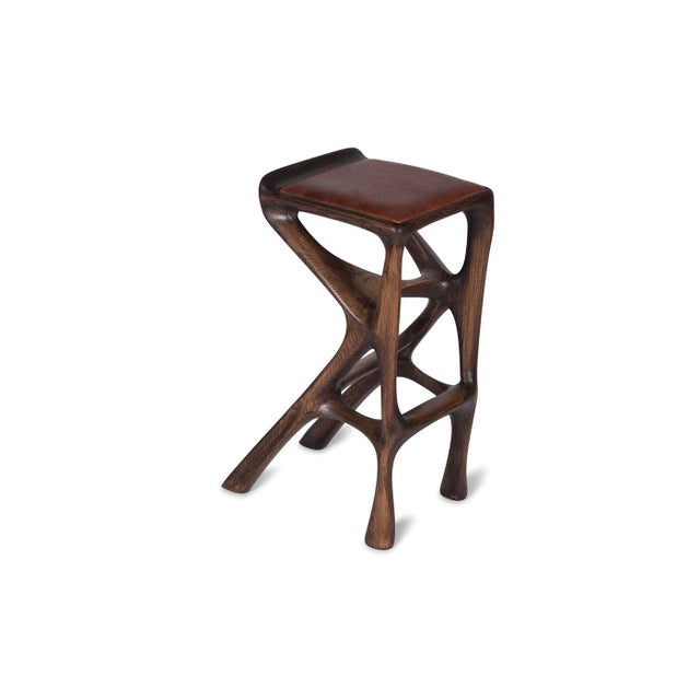 Contemporary Custom Chimera Barstool For Sale - Image 3 of 8