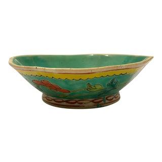 Chinese Porcelain Trinket Dish