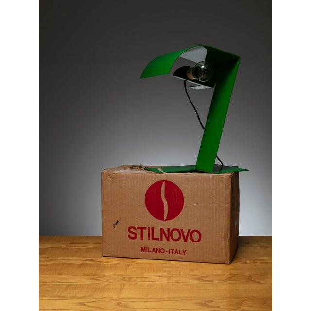 """1960s """"Blitz"""" Table Lamp for Stilnovo For Sale - Image 5 of 6"""