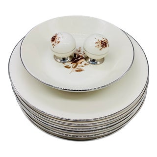 Flintridge Marlys Dinnerware - 11 Pieces For Sale