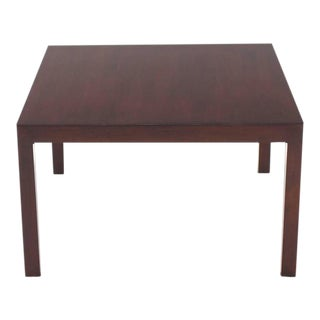 Vintage Mid Century Dunbar Square Table For Sale