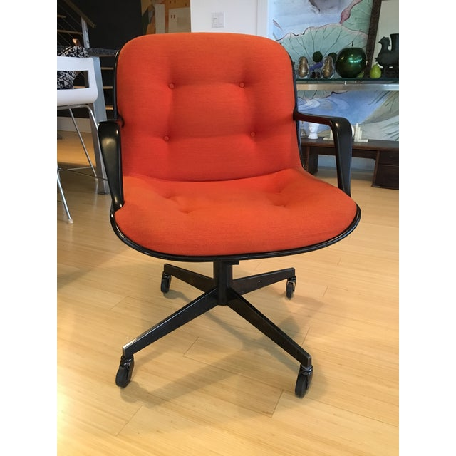 """Steelcase Rolling """"Pollack"""" Swivel Office Chairs - Image 6 of 11"""