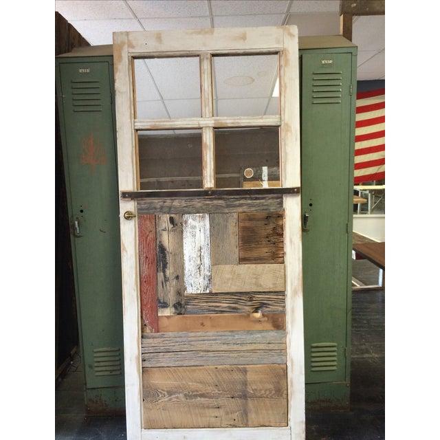 Rustic Barnwood Door - Image 6 of 6