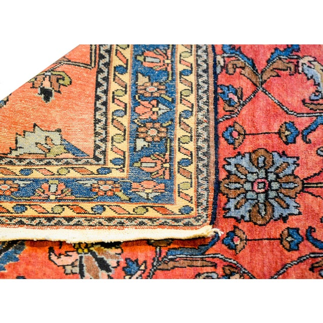 Early 20th Century Lilihan Rug For Sale In Chicago - Image 6 of 7