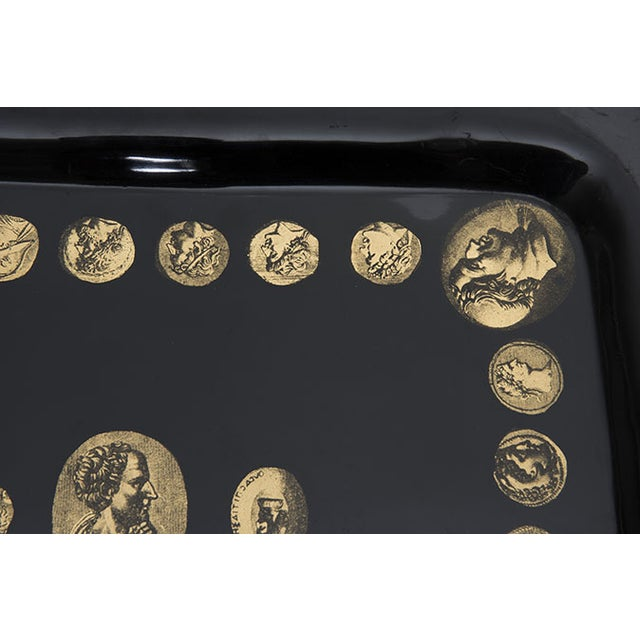 "Early ""Cammei"" Tray by Piero Fornasetti, 1950s - Image 6 of 8"