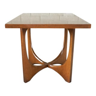 1960s Mid Century Modern Broyhill Brasilia Side Table For Sale