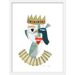 "Medium ""Princess Rosseta"" Print by Melvin G., 18"" X 24"" For Sale"