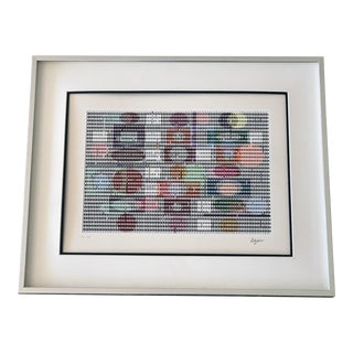 Yaacov Agam Double Metamorphosis Artists Proof For Sale