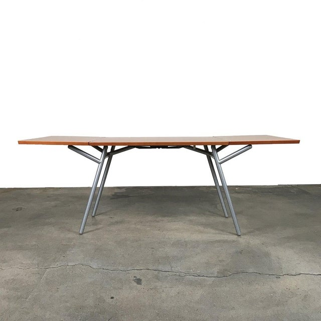 Contemporary Ligne Roset 'Magic' Extendable Coffee / Dining Table For Sale - Image 3 of 6