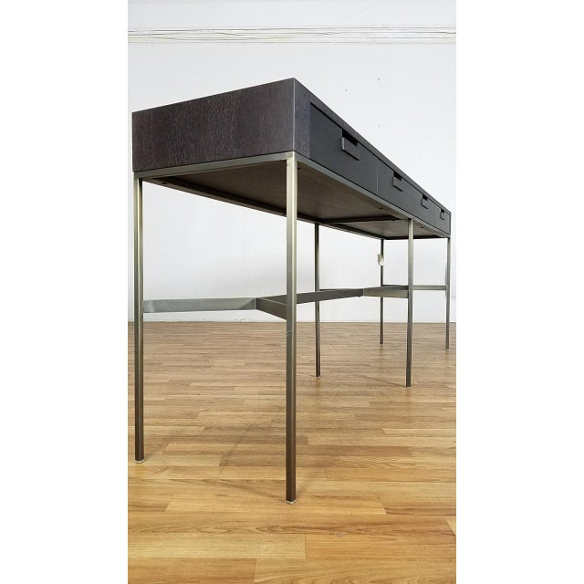 Contemporary B&B Italia Modern Console For Sale - Image 3 of 11