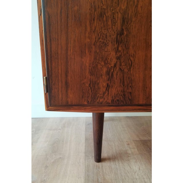Mid-Century Modern Fully Restored Poul Hundevad Rosewood Sideboard For Sale - Image 10 of 13