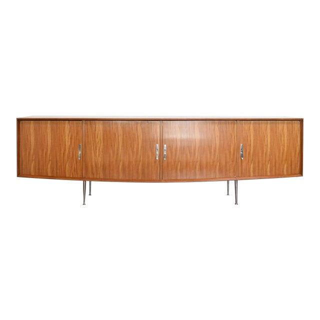 1960s African Mahogany Sideboard For Sale