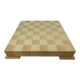 Michael Graves Postmodern Chess and Checkers Set, Signed For Sale