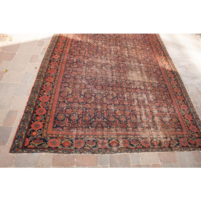 "Persian Malayer Palace Runner 7' x 19'2"" - Image 3 of 6"