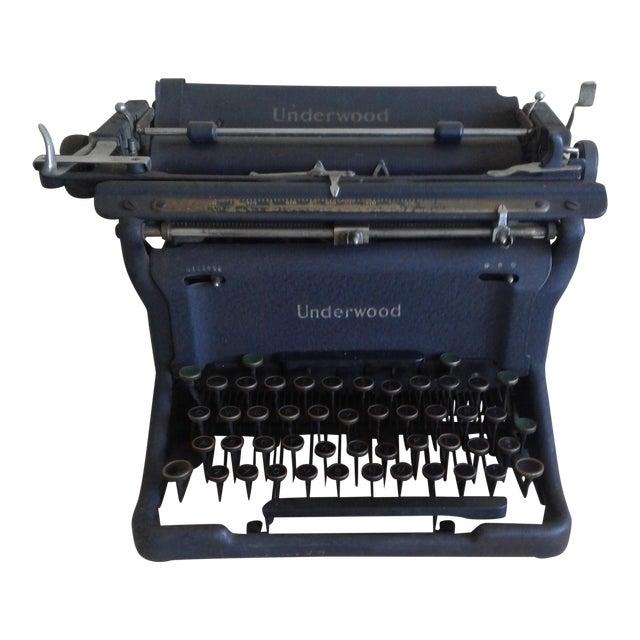 Antique Underwood Typewriter - Image 1 of 9