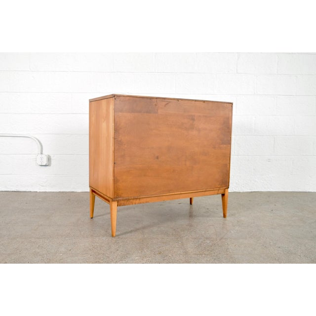 1960s Mid Century Paul McCobb Planner Group Three-Drawer Dresser For Sale - Image 5 of 11