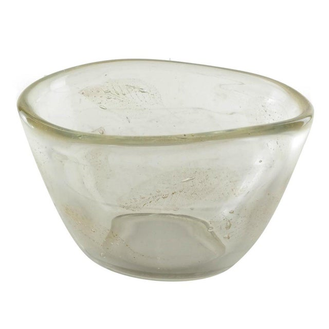 Late 20th Century Murano Bowl by Gino Cenedese For Sale - Image 5 of 5