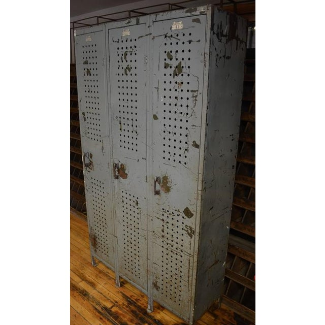 Industrial Locker Unit - Image 3 of 10