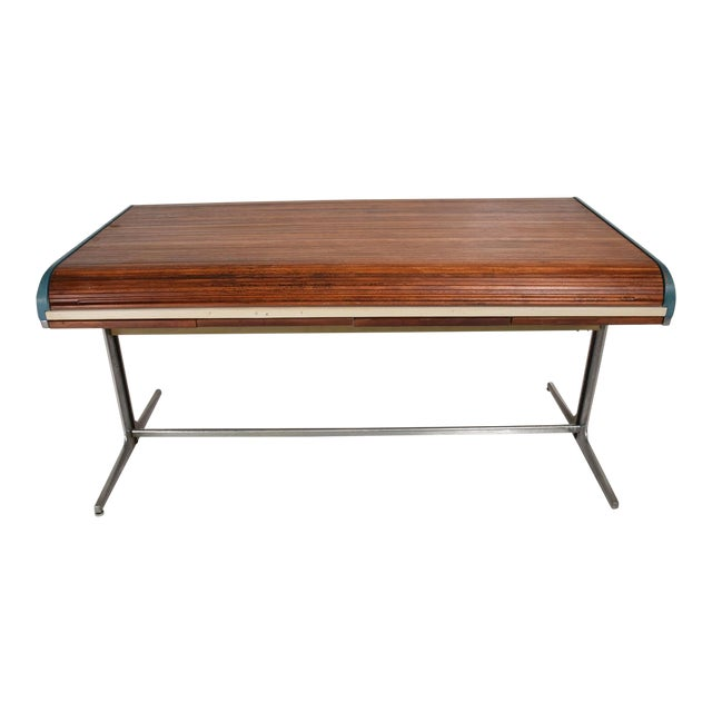 Rare Mid Century Modern Action Desk by George Nelson & Robert Propst Herman Miller For Sale