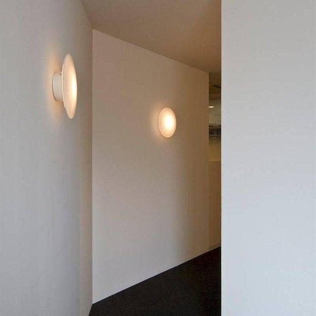 Louis Poulsen Large Arne Jacobsen 'Eklipta' Flush Mount Light for Louis Poulsen For Sale - Image 4 of 6