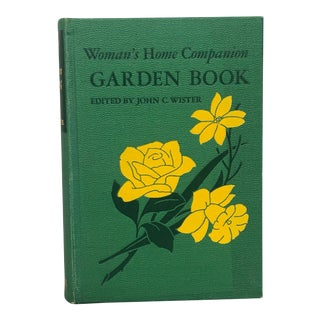 Vintage Country Farmhouse or Cottage Decor Gardening Book For Sale