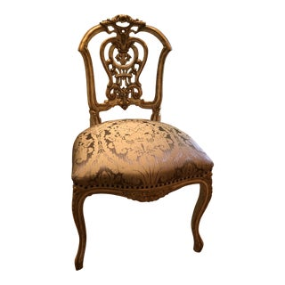 Dauphine II Side Chair For Sale