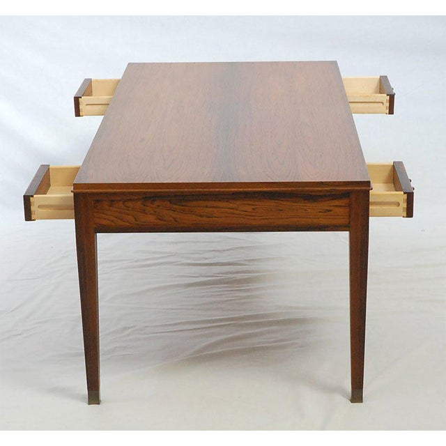 Frits Henningsen Coffee Table For Sale - Image 9 of 9