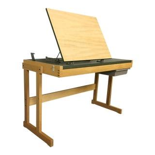 Vintage British Thornton Co. Drawing Desk/Table
