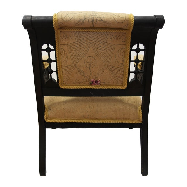 Armchair - Aesthetic Movement - Image 5 of 6