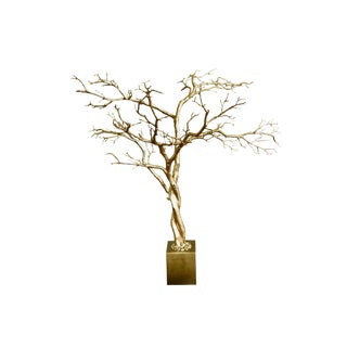Vintage Mid-Century Tree of Life Sculpture For Sale