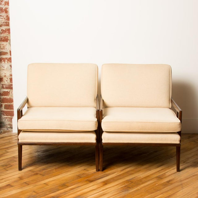 Mid-Century Modern Mid-century Armchairs Designed by Paul Mccobb, Circa 1950 - A Pair For Sale - Image 3 of 8