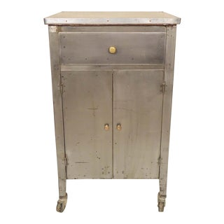 Small Industrial Metal Cabinet For Sale